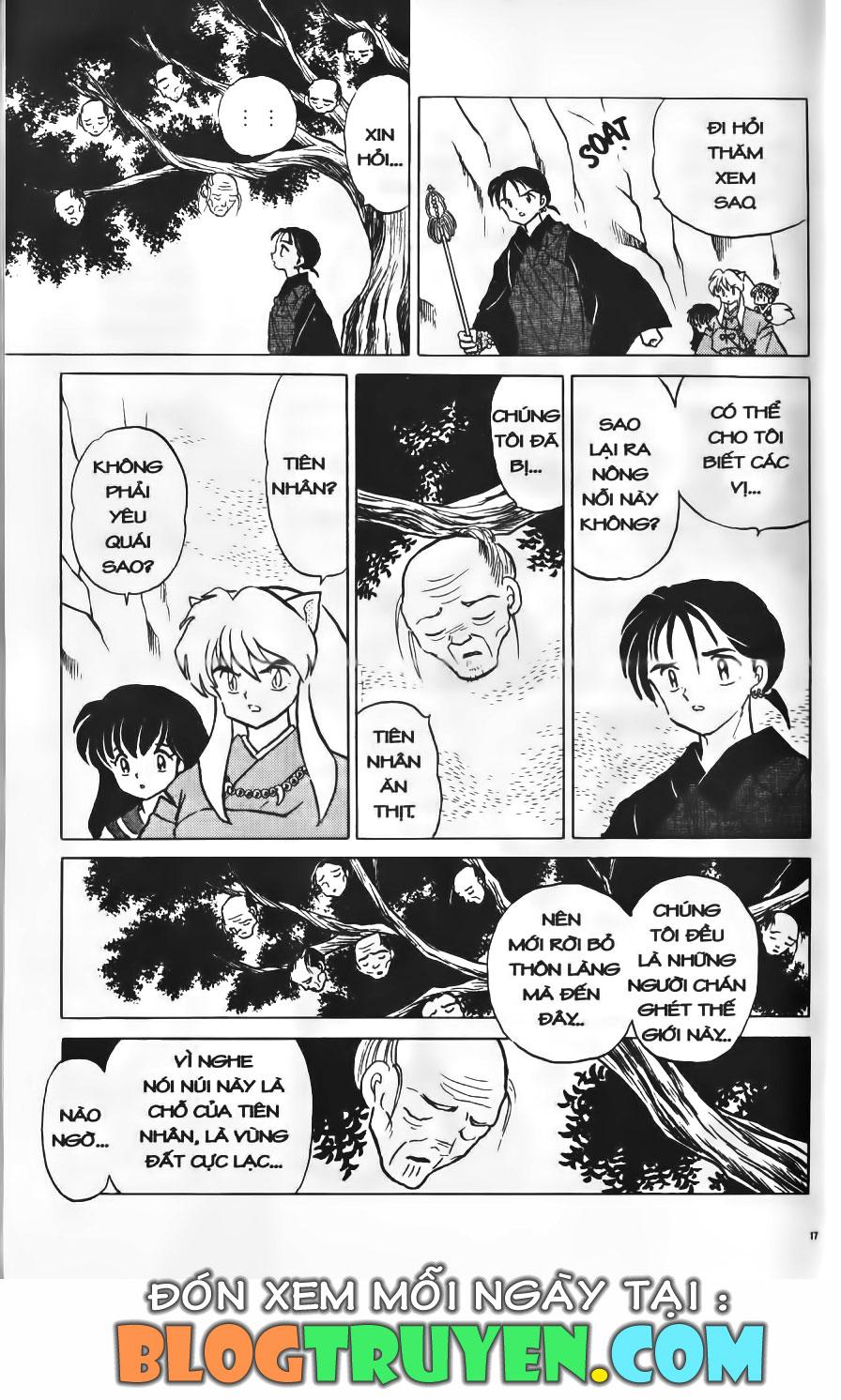 Inuyasha vol 09.1 trang 16