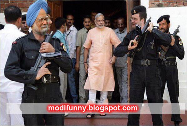 Modi Funny
