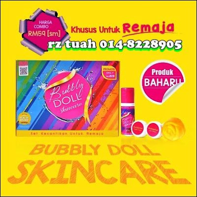 bubbly doll skincare aurawhite