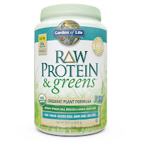 Garden of Life Raw Protein Greens Review Lightly Sweet