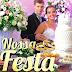 Nossa Festa: Casamento de Evelin e Fernando