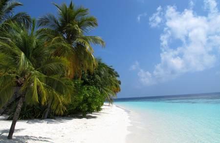 pantai maldives