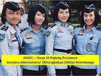 AVSEC - Kantor Otoritas Bandara Wilayah VI Padang Pariaman (Sekuriti Bandara International Minangkabau) Diklat Palembang