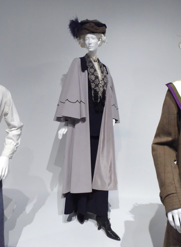 Meryl Streep Emmeline Pankhurst Suffragette movie costume