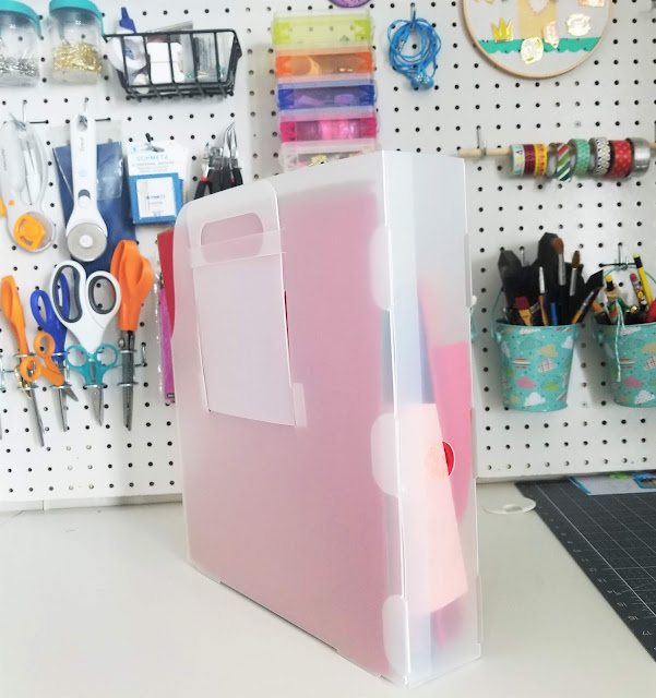craft paper storage