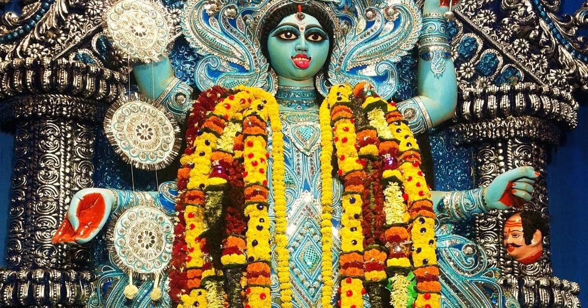 சர்வம் சக்திமயம்: Kali Sahasranama (1008