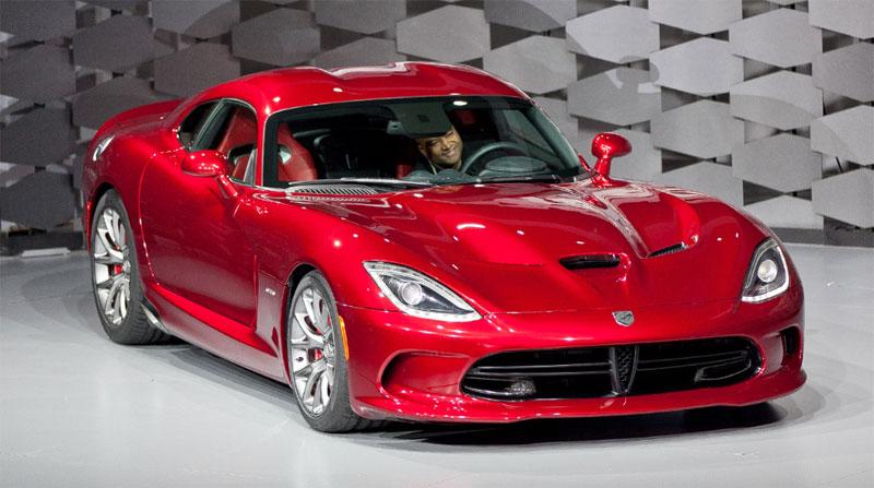 Car Barn Sport: Dodge SRT Viper GTS (2013)