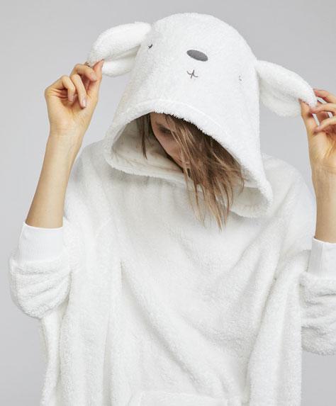 mantella orsetto oysho