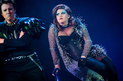 Emma Stannard, Meinir Wyn Roberts - Handel's Alcina - Royal Academy Opera - photo Robert Workman