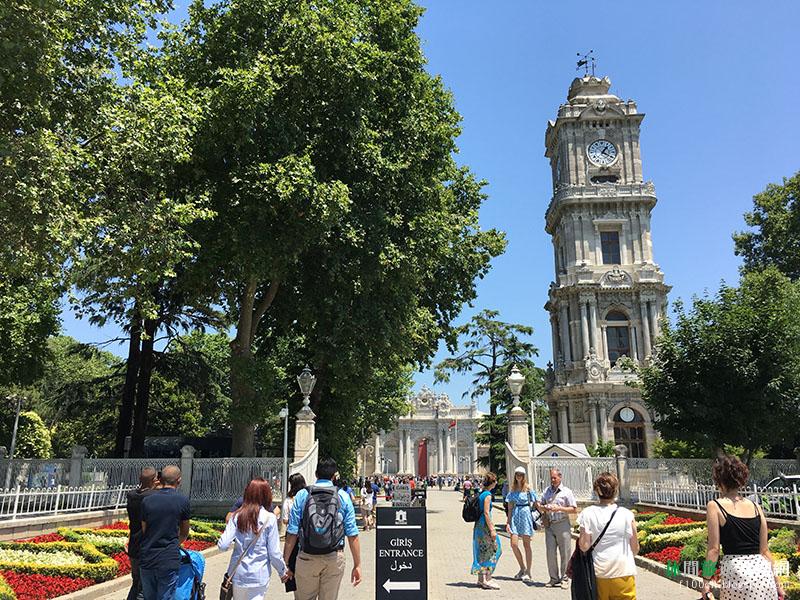 探訪土耳其秘境30天之旅第6天:最後行程-塔克辛廣場與獨立大街 從伊斯坦堡搭船前往布爾薩