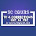TOUT LES SERIE TD AVEC CORRECTION SMP S4 PDF