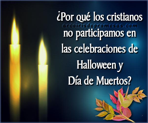 diez razones para no celebrar halloween o día de muertos
