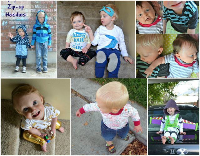 My Favorite Kids Patterns (Purchased and Free)
