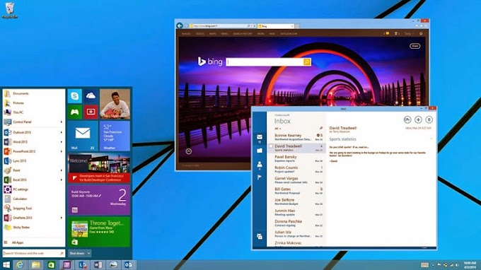[RUMOR] Information on Windows 8.2, Windows 9 and Windows (Cloud) 10