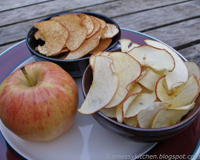 Dehydrated Apple | Top 17 Healthy Dehydrated Fruit Recipes You Can Make This Winter