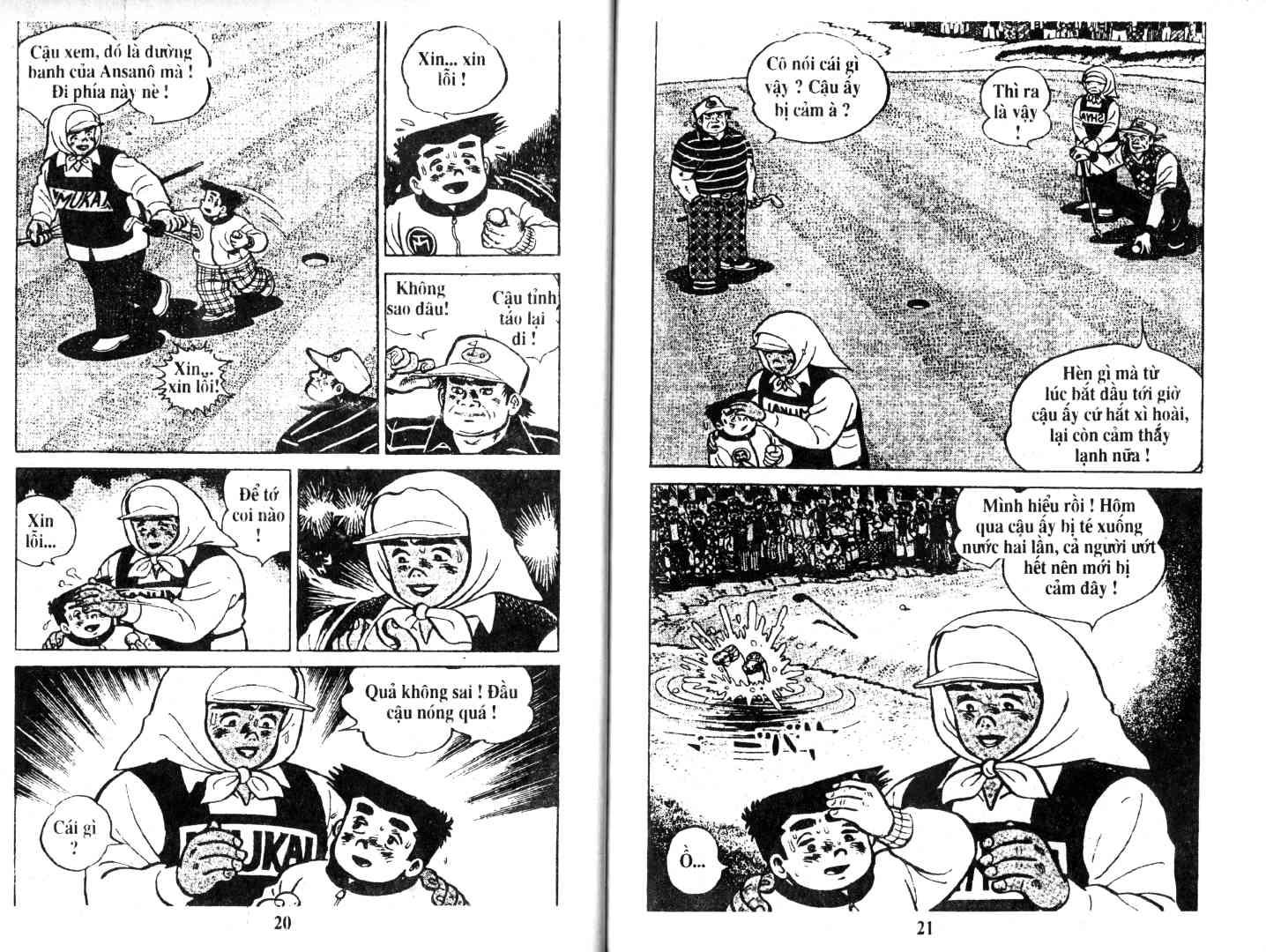 Ashita Tenki ni Naare chapter 41 trang 9