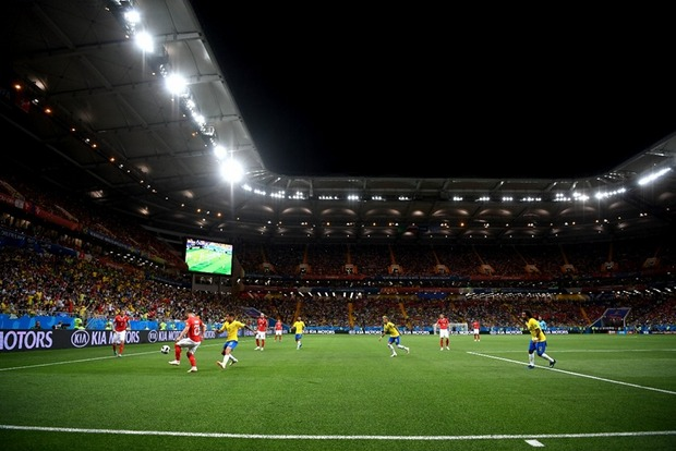 Copa do Mundo 2018: Seleção brasileira fica no empate com a Suíça na estréia