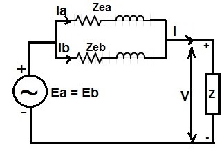 Parallel Operation of Single Phase Transformers | Electrical