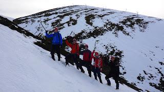 Cairngorm winter skills course