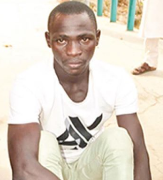 The police in Niger state have arrested 35-year-old Shuaibu Ibrahim, a suspected human parts dealer for the possession of human eyeball