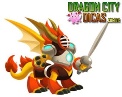Dragão Esgrima