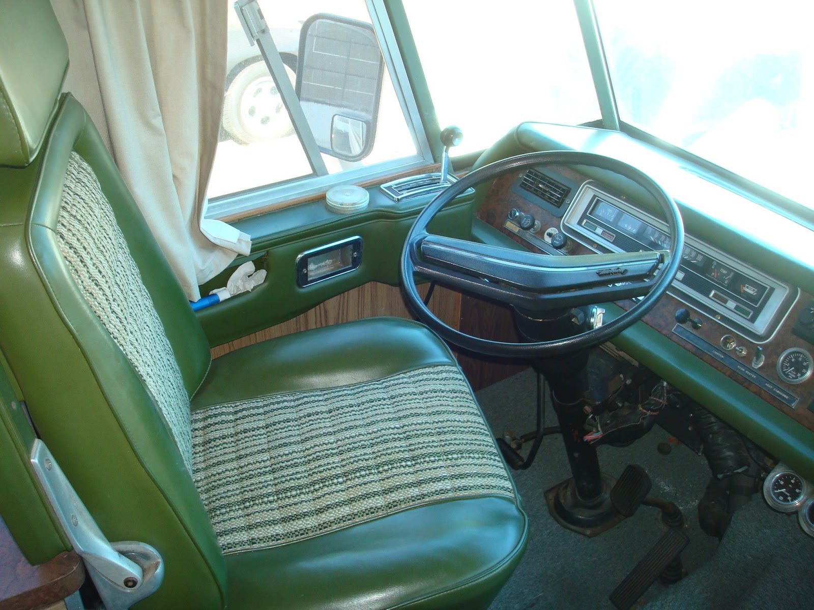Laughs And Lashings 1973 Dodge Superior Motorhome For