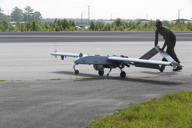 AAI RQ-7B Shadow Deploymen