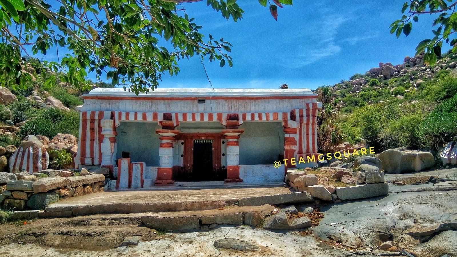 Chikka Basavanna Temple, Kurugodu