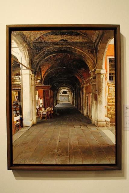 'Corridor', Jan Maris, Galerie Mokum