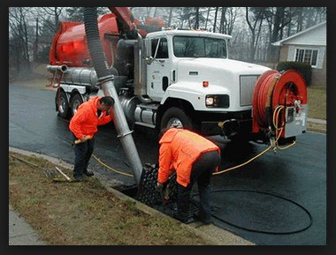 Pump Outs Unlimited Miami Storm Drain Cleaning Service