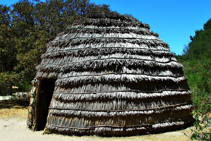 Chumash Indian Dwelling La Purisma Mission Central California Weekend Getaway