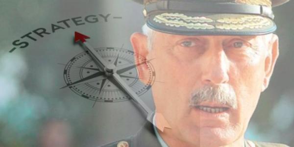 Ο Στρατηγός Γράψας «σπάει» την σιωπή του! Προειδοποιεί με άρθρο φωτιά τους Έλληνες πολιτικούς!