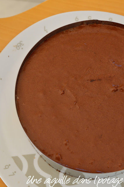 mousse chocolatée