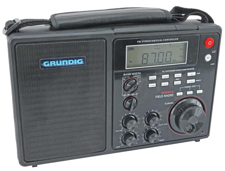 Радиоприемник Grundig S450DLX по лучшей цене в наличии
