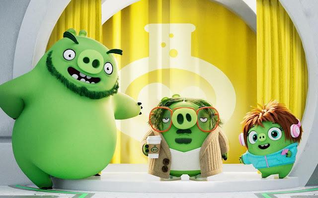 """Pássaros e porcos se unem em novo trailer de """"Angry Birds 2: O Filme"""""""