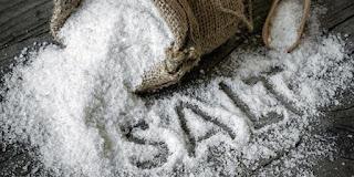 Kebanyakan Konsumsi Garam, Ini Tanda yang Biasa Dirasakan Tubuh