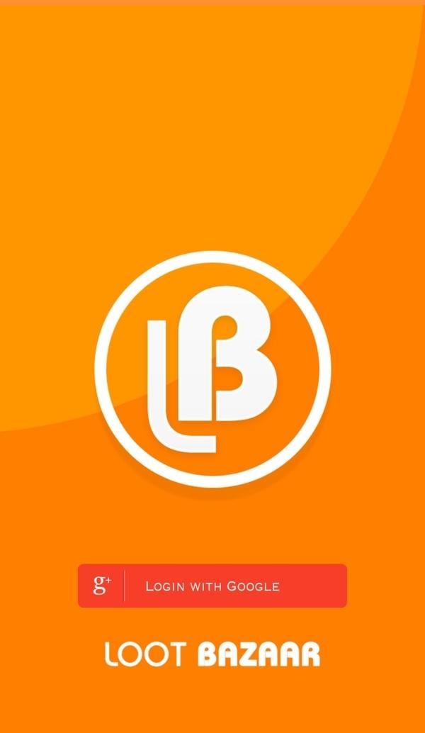 đăng ký tài khoản Loot Bazaar