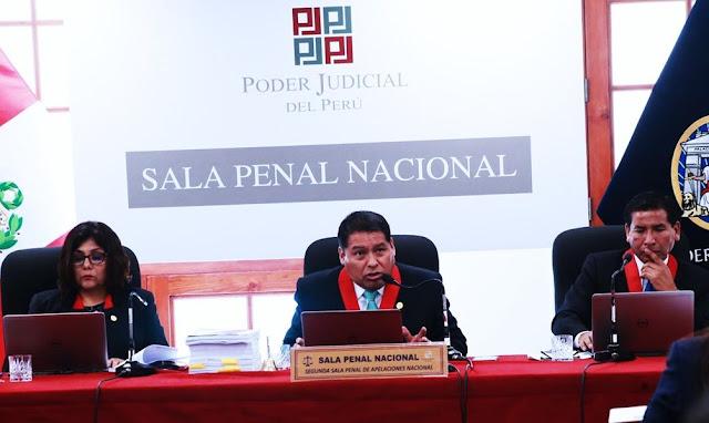Segunda Sala Penal de Apelaciones Nacional