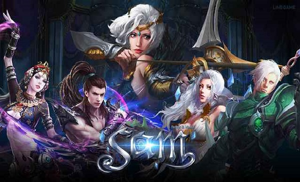 Download Sword and Magic MOD APK Open World MMORPG Game
