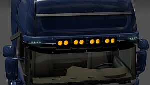 GT-Mike sunshield for all trucks