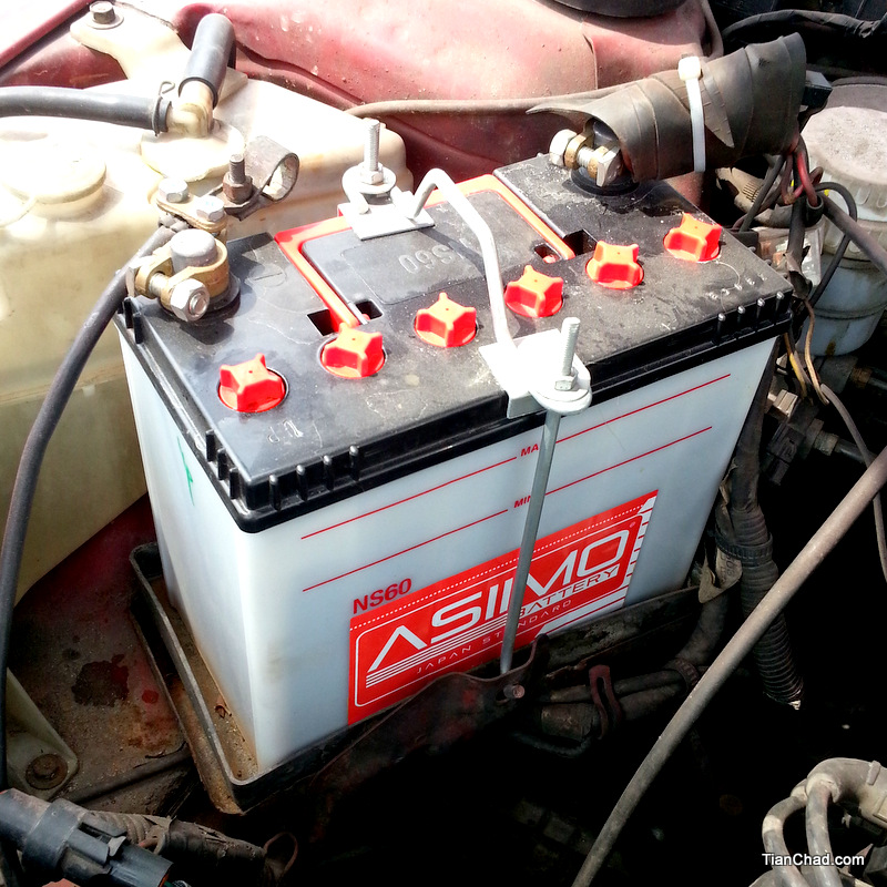 How To Revive Dead Car Battery When Forgot To Switch Off