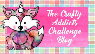 "Morgan's proudly Sponsors ""The Crafty Addicts"" Challenge"