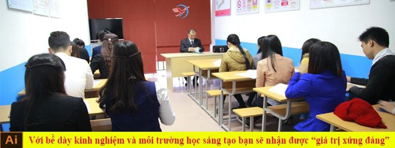 Học thiết kế đồ họa tại Thanh Xuân