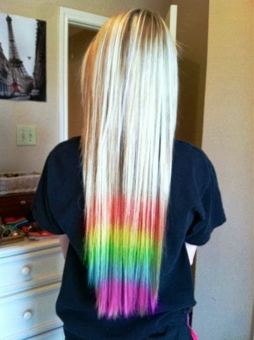 Cute Hairstyles For Straight Hair Top 20 Amazing Hairstyle Colors Special Effects Hair Dye