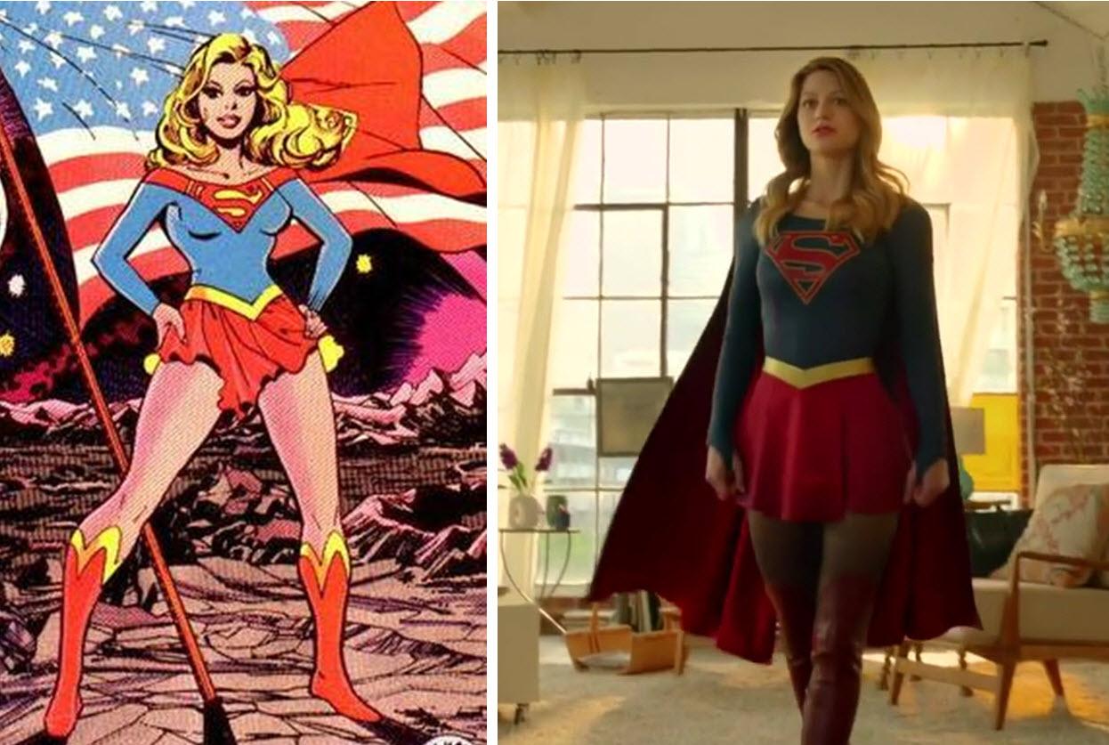 Supergirl: The Animated Series   The Idea Wiki   FANDOM ...   Original Superwoman