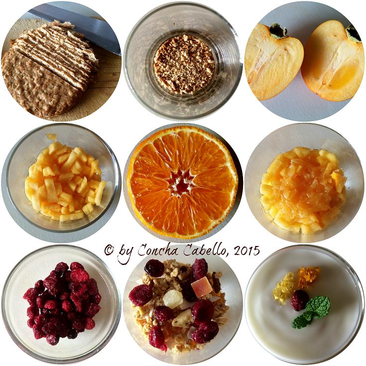 trifle-arándanos-pasos