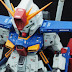 Custom Build: SD x HG ZZ Gundam Ver. SRW