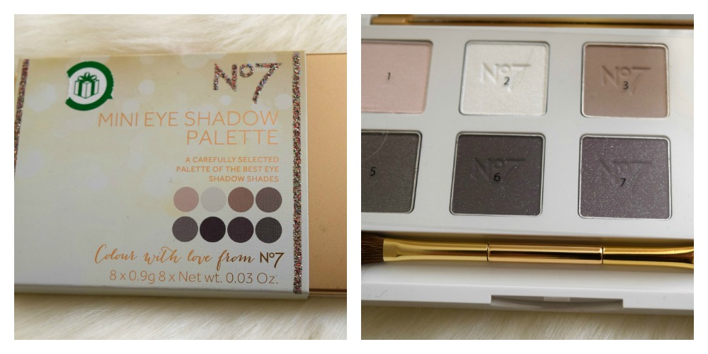No7 eyeshadow palette