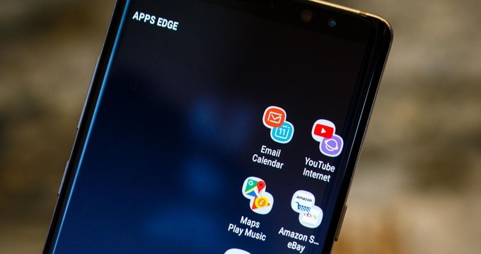 Apps Pair Galaxy Note 8