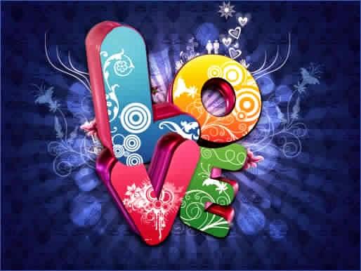 عشاق 2016 للفلانتين 2016 7-3d-love-text.jpg